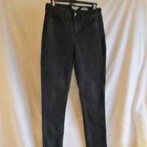 Denizen Levis High-Rise Skinny Jeans